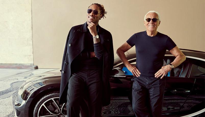 DB6 - آشنایی با طراحان بزرگ عطر   Giorgio Armani