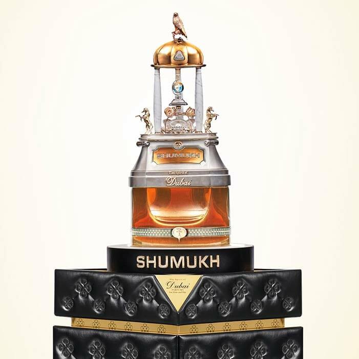 DB243 - گرانترین عطرهای دنیا را بشناسید | عطر شموخ ۱.۲۹ میلیون دلار !