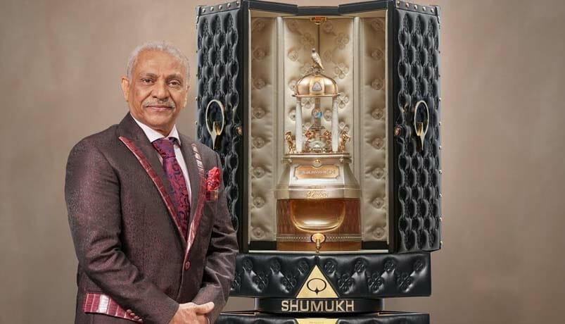 DB244 - گرانترین عطرهای دنیا را بشناسید | عطر شموخ ۱.۲۹ میلیون دلار !