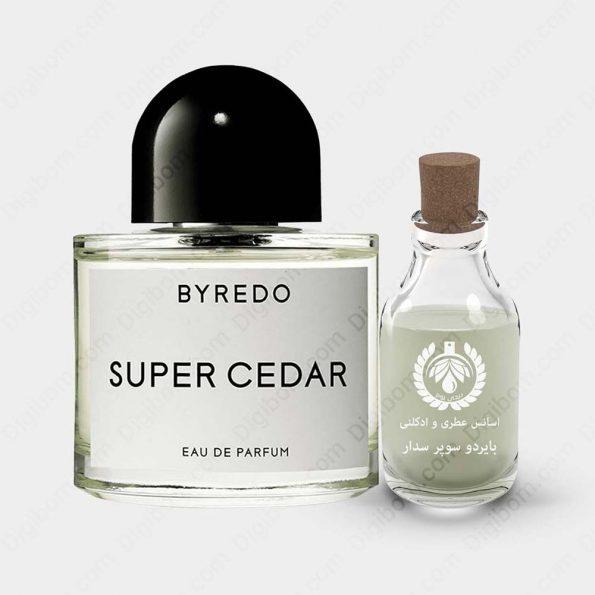 عطر بایردو سوپر سدار – Byredo Super Cedar