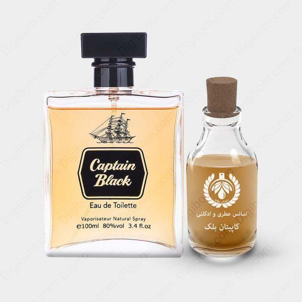 عطر کاپیتان بلک – Captain Black
