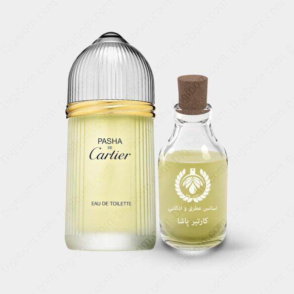عطر کارتیر پاشا – Cartier Pasha Essence