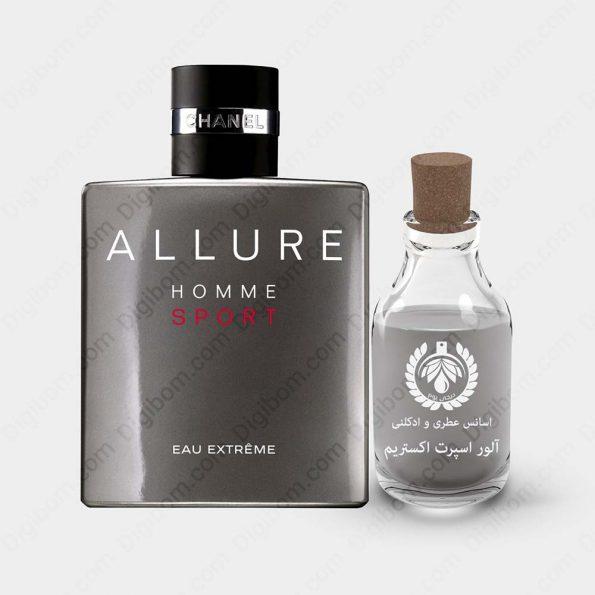 اسانس شنل آلور هوم اسپرت اکستریم – Chanel Allure Homme Sport Eau Extreme Essence