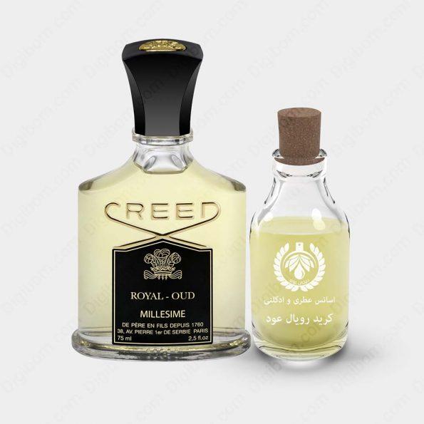 اسانس کرید رویال عود – Creed Royal Oud Essence