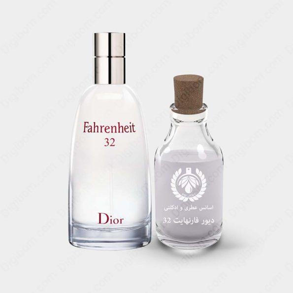عطر دیور فارنهایت 32 – Dior Fahrenheit 32 Essence