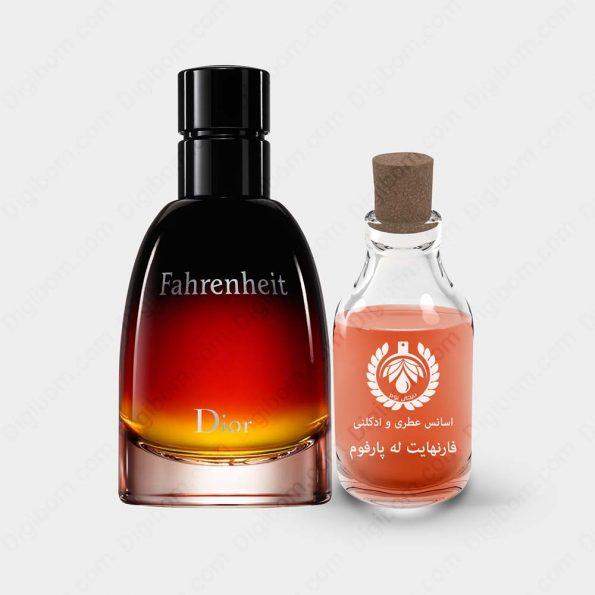 اسانس دیور فارنهایت له پارفوم – Dior Fahrenheit Le Parfum Essence