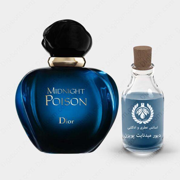 اسانس دیور میدنایت پویزن – Dior Midnight Poison Essence