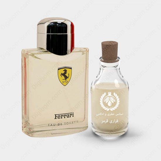 اسانس فراری رد – Ferrari Red Essence