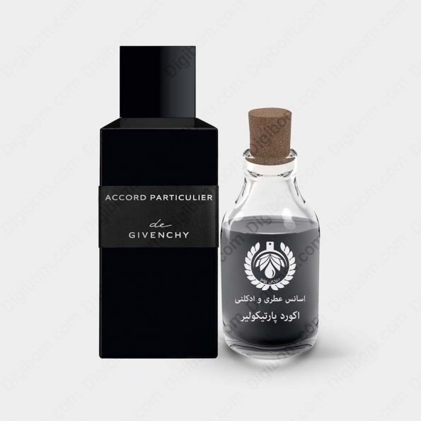عطر جیونچی اکورد پارتیکولیر – Givenchy Accord Particulier