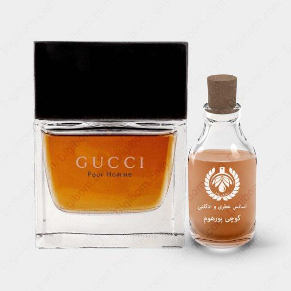 اسانس گوچی پور هوم – Gucci Pour Homme Essence
