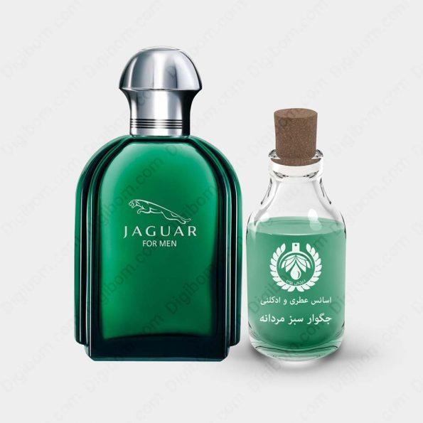 عطر جگوار مردانه – Jaguar Men Essence