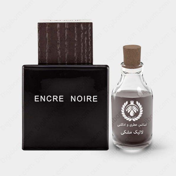عطر لالیک انکر نویر مشکی – Lalique Encre Noire