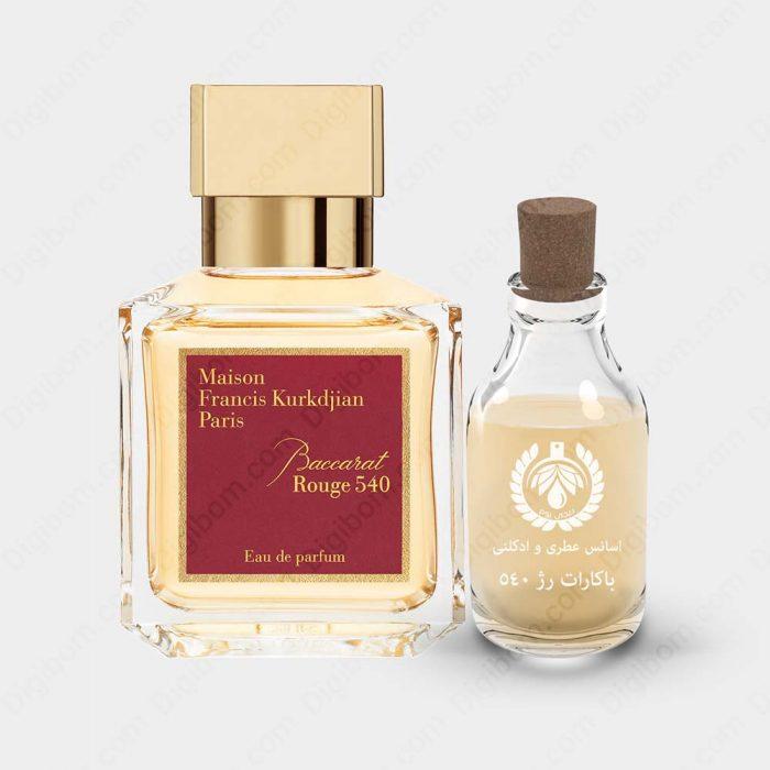 عطر میسون فرانسیس کورکجان باکارات رژ 540 – Maison Francis Kurkdjian Baccarat Rouge 540 Essence