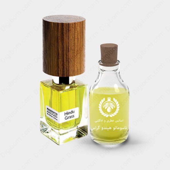 عطر ناسوماتو هیندو گراس – Nasomatto Hindu Grass Essence