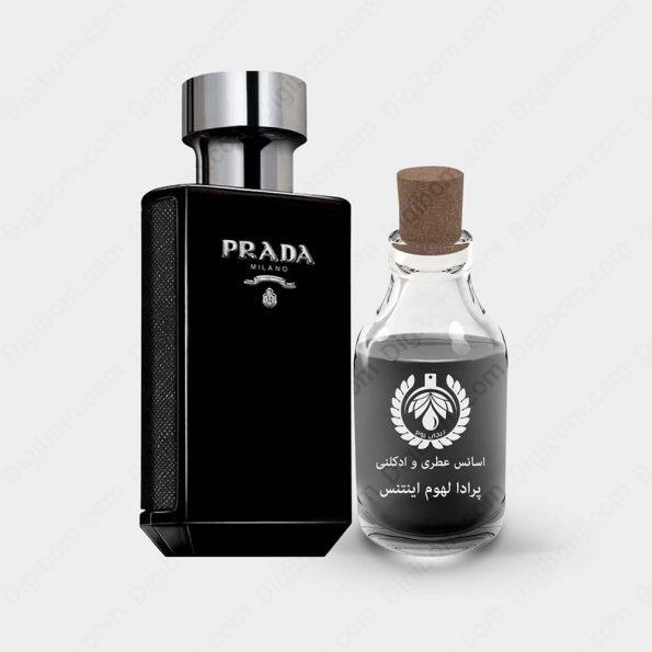 عطر پرادا لهوم اینتنس – Prada L'Homme Intense Essence