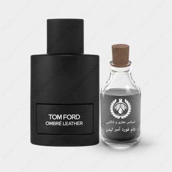 اسانس تام فورد آمبر لیدر – Tom Ford Ombre Leather Essence