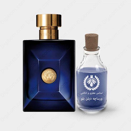 عطر ورساچه پورهوم دیلن بلو – Versace Pour Homme Dylan Blue Essence